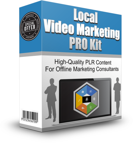 Kim Udell – Local Video Marketing Sales Kit – How To Sell Videos To Businesses