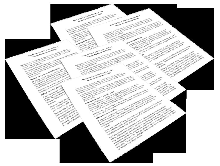 5 articles