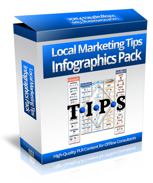local-marketing-tips-infographic-pack