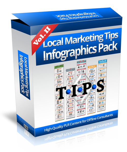 local-marketing-tips-infographics-pack-vol-ii